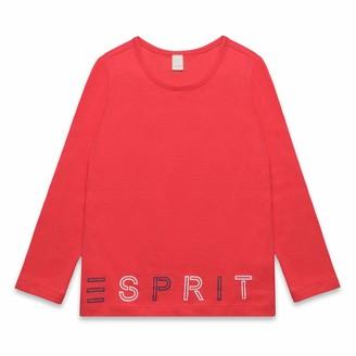 Esprit Girls' Tee-Shirt Long Sleeve Perm Longsleeve T