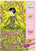Djeco Glitter dresses - Glitter boards