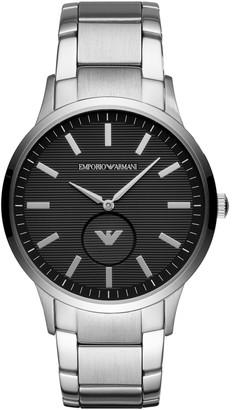 Giorgio Armani Emporio AR11118 Watch Silver