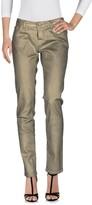Patrizia Pepe Denim pants - Item 42583146