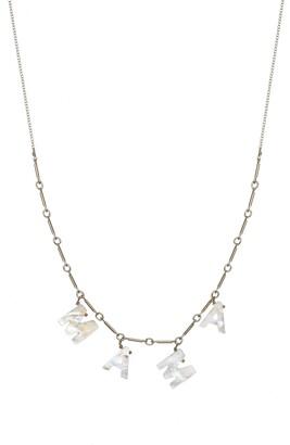 Kozakh Mama Pendant Necklace