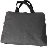 Prada Grey Cloth Bags