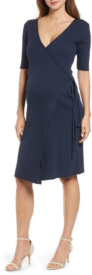 Hatch Naomi Wrap Dress
