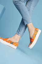 Keds x Rifle Paper Co. Triple Decker Sneakers