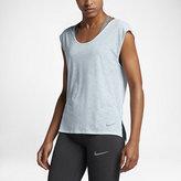 Nike Breeze Cool Women's Short Sleeve Running Top