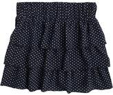 Lori Tiered Polka Dot Skirt