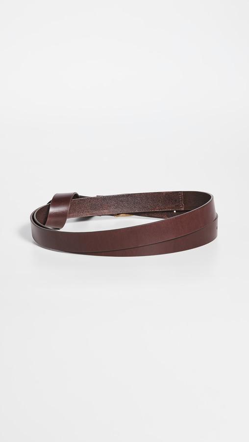 Thumbnail for your product : Zimmermann Plain Belt