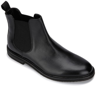 Kenneth Cole Reaction Design Leather Chelsea Boot