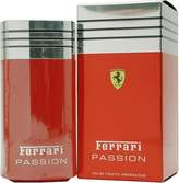 Ferrari Passion By For Men. Eau De Toilette Spray 3.4 Ounces by