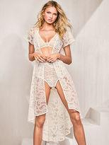 Very Sexy Fishnet Lace Dress