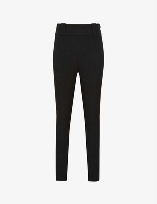 Reiss Millie high-waisted stretch-woven skinny trousers