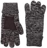Esprit Men's 116EA2R004 Gloves, Black
