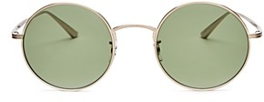 Oliver Peoples Unisex After Midnight Go Sunglasses, 49mm