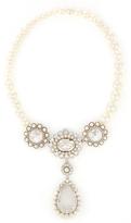Miu Miu Flower crystal-embellished necklace