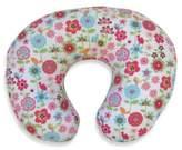 Boppy Infant Feeding/Support Pillow with Backyard Bloom Slipcover