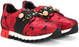 Dolce & Gabbana lace sneakers
