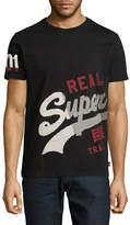 Superdry Vintage Logo Cotton T-Shirt