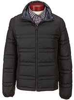 Michael Kors Down Filled Quilted Hipster Coat
