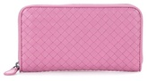 Bottega Veneta Intrecciato Woven Leather Wallet