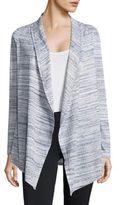 MICHAEL Michael Kors Knit Flyaway Cardigan