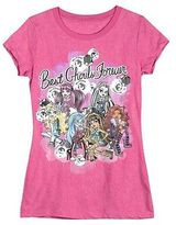 Girls' Monster High Tee - Pink