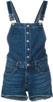 Rag & Bone Jean - 'Lou' short overall - women - Cotton - S