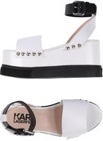 Karl Lagerfeld Sandals
