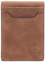 Frye Holden Leather Folded Card Case