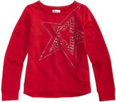 Epic Threads Star-Studded Sweatshirt, Big Girls, Created for Macy's