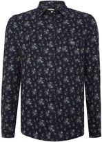 Denim And Supply Ralph Lauren Regular Fit Ditzy Floral Print Shirt