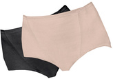 Bali Women's Smoothers Modern Cotton Brief 2-Pack