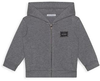 Dolce & Gabbana Baby Boy's Zip-Front Sweater