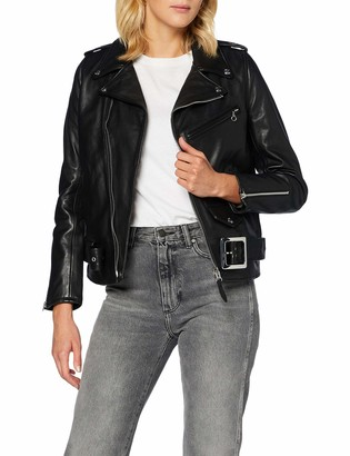 Schott NYC Women's Lcw1637 Leather Jacket