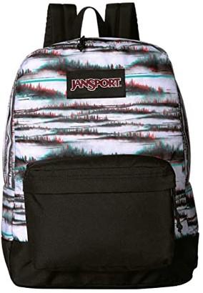 JanSport Black Label Superbreak (Foggy Dawn) Backpack Bags