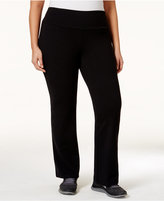 Style&Co. Style & Co. Plus Size Tummy-Control Stretch Pants, Only at Macy's