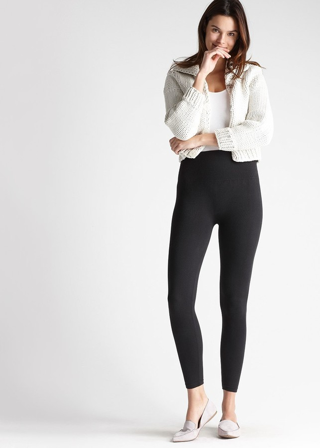 Anita Seamless Terry Lined Shaping Legging