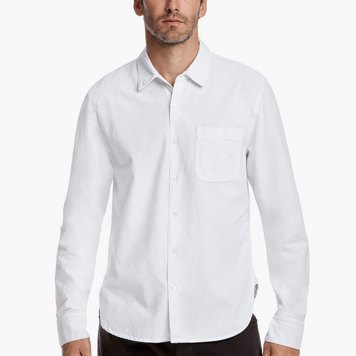 James Perse CRINKLE FINISH SHIRT