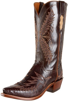 Lucchese 1883 by Men's N8646 5/4 Western Boots