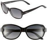 Christian Dior 'Pondicherry 2/S' 53mm Sunglasses Black Transparent Gray One Size