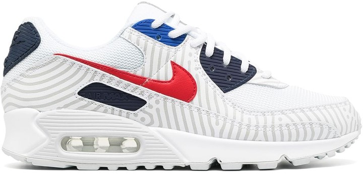 Nike Air Max 90 Euro Tour trainers - ShopStyle Sneakers & Athletic