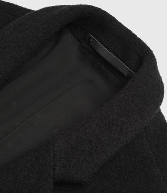 AllSaints Grafton Wool Coat
