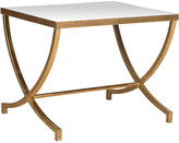 One Kings Lane Levesque Side Table - Gold