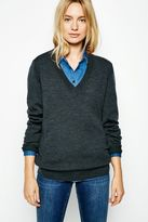 Jack Wills Roundham Merino V Neck Sweater