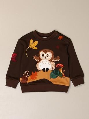 Dolce & Gabbana Dolce Gabbana Baby Sweater