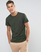 Jack Wills T-shirt In Classic Regular Fit In Pine