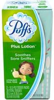 Puffs® Plus LotionTMTo Go 2-Pack Facial Tissues