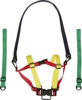Playshoes 4010952292213?Baby Running Leash Belt, Multicoloured by