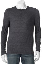 Urban Pipeline Big & Tall Urban Pipeline® Striped Ultimate Henley