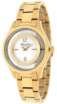 Kenneth Cole 10026946 Women's Classic Gold Stainless Steel Watch