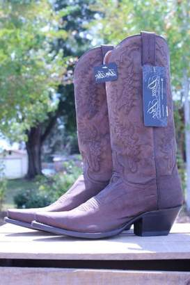 Dan Post Boot Company Distressed Leather Boots